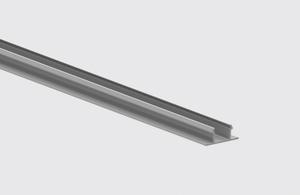 Oprire șină șină 100cm IP40 STUCCHI, alb, gri, negru small 0