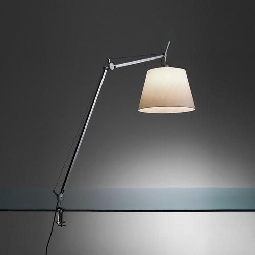 Lampă de fixare pentru birou Artemide TOLOMEO Mega 0564010A ø32cm