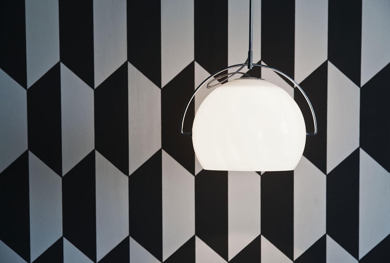 Lampă suspendată Fabbian Beluga White D57 5W 14cm - D57A19 01