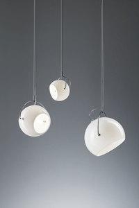 Lampă suspendată Fabbian Beluga White D57 13W 20cm - D57A21 01 small 1