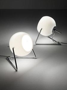 Lampa de birou FABBIAN Beluga White D57B0701 small 1
