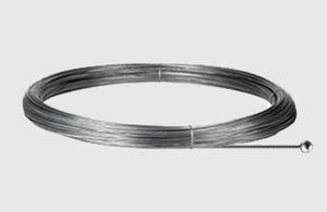 Cablu de oțel cu capăt sferic - lungime 1500 mm, medie 1,5 mm, STUCCHI, oțel small 0
