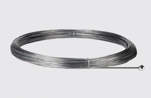 Cablu de oțel cu capăt sferic - lungime 3000 mm, diam. 1,5 mm, STUCCHI, oțel