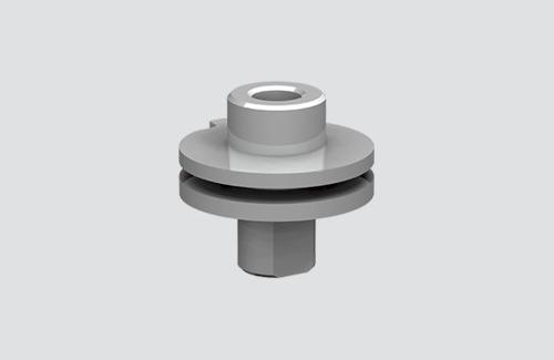 Conector ALU M10 pentru adaptoare 9009 și S-9000 / M, barele STUCCHI