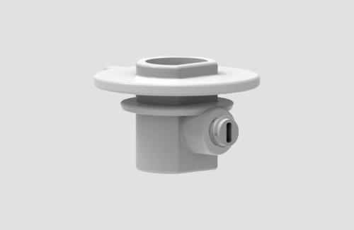 Cuplaj din plastic cu șurub de blocare pentru adaptoare 9009, barele STUCCHI
