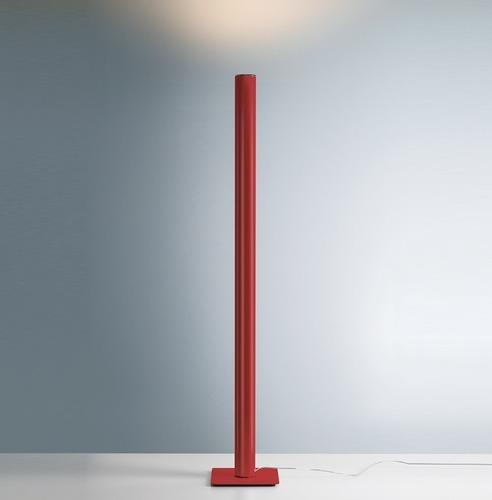 Lampa de podea Artemide ILIO rubin roșu 3000K / 2700K