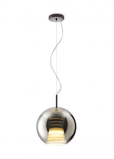 Lampa suspendată FABBIAN Beluga ROYAL Tytan D57A5334 (MEDIE - 30cm)