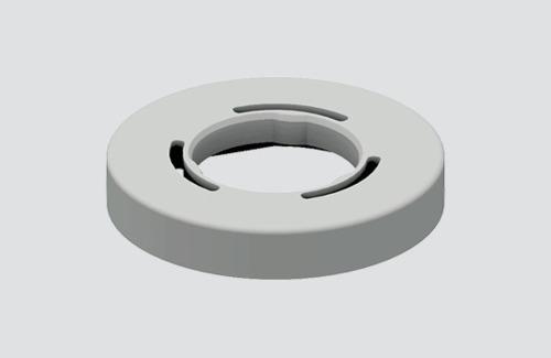 Capac pentru S-9909 / M10, barele STUCCHI, alb, negru, gri