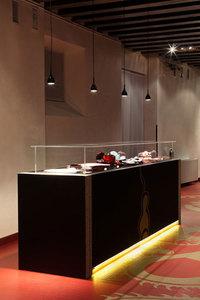 Lampa suspendată FABBIAN Bijou BLACK D75A0502 (LARGE - 16cm) small 3