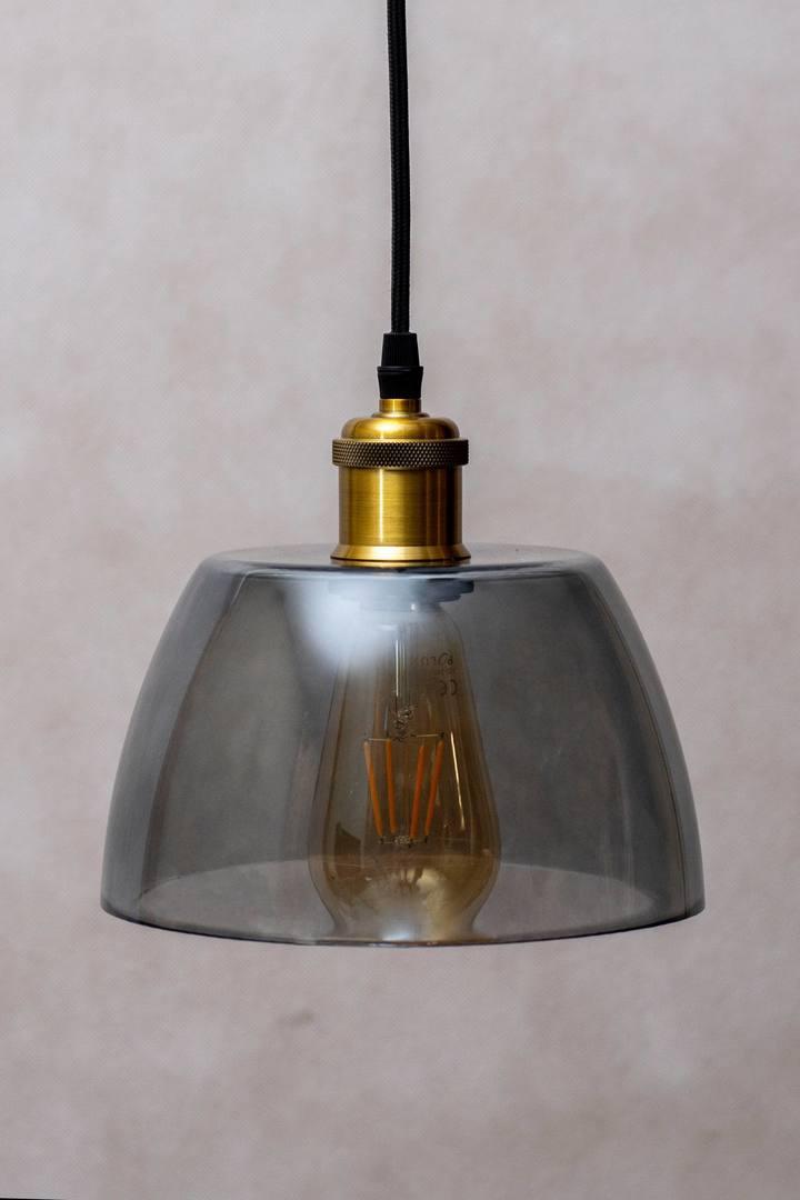 Lampa de stil industrial SOHO by Lunares E27 40 W
