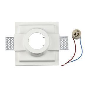 Binding Eye GIPS GU10 Incastrat Deep Square White small 3