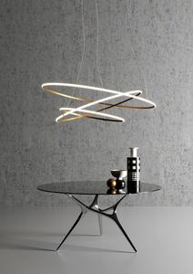 FABBIAN OLYMPIC Sconce italian / plafond F45G01 alb small 10