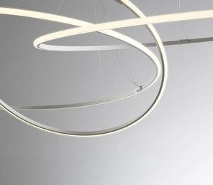 FABBIAN OLYMPIC Sconce italian / plafond F45G01 alb small 8