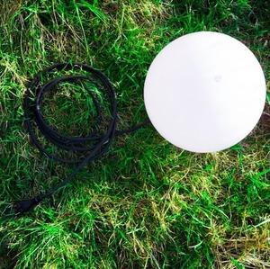 Grădină cu bile decorative 20cm Luna Ball cu set de asamblare small 0