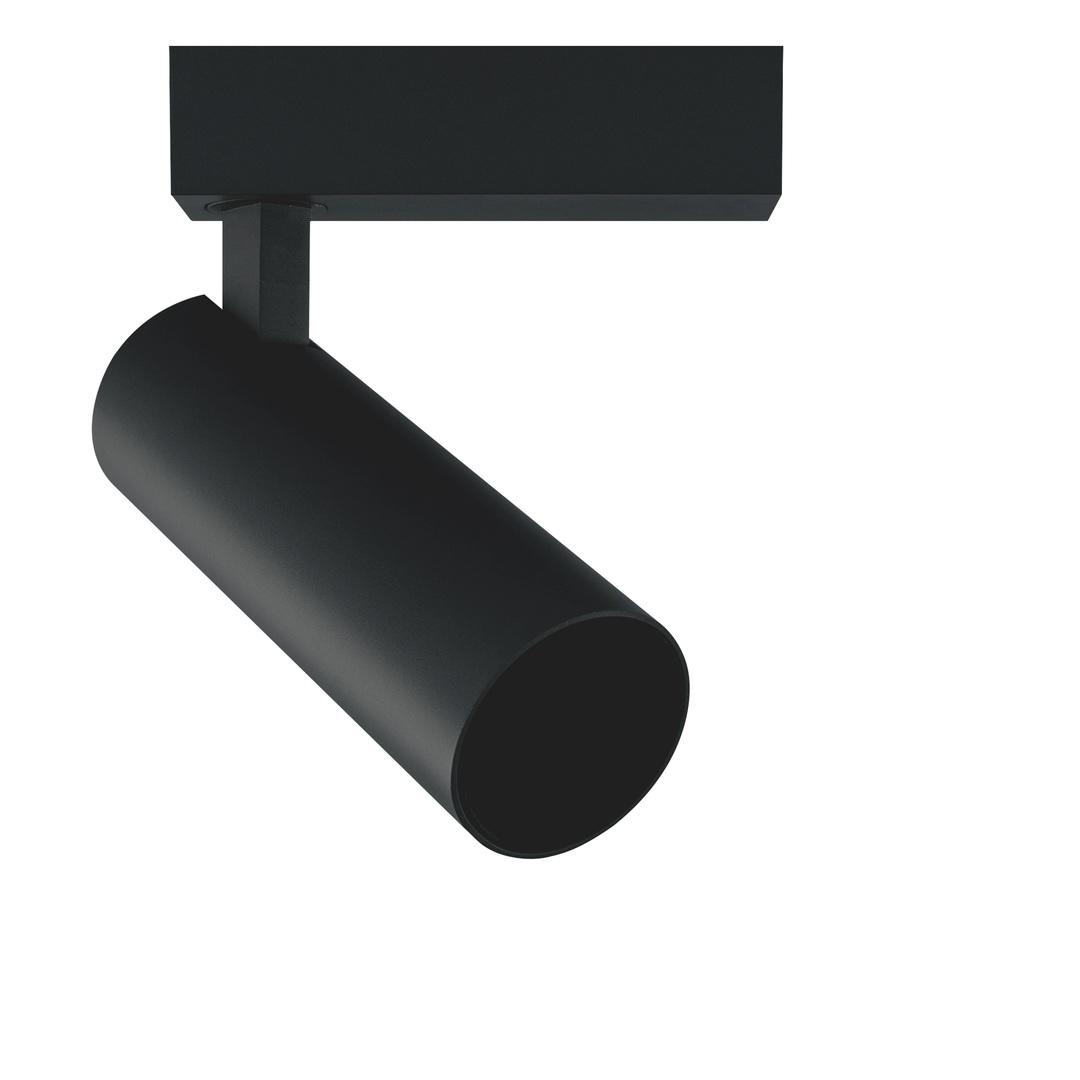 Reflector Berbec S pentru 1-F rail negru