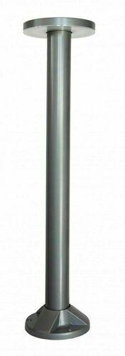 Post de grădină Rondo LED 71cm, gri