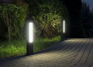 Lampă de exterior EVO LED 30cm, gri închis small 1
