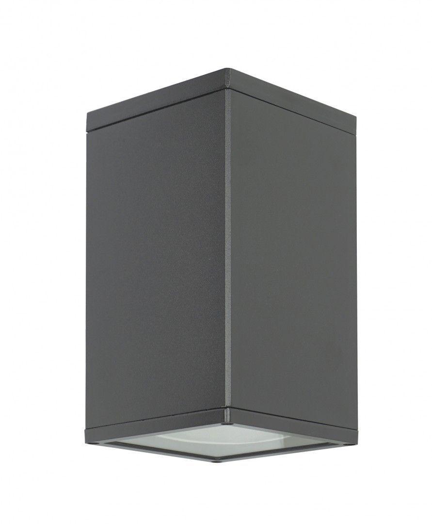 Lampa de tavan exterior ADELA 8003 DG, gri închis