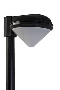 Lampa de grădină Luna Clessidra IP65 E27 lampă de grădină neagră sau lampă de grădină small 0