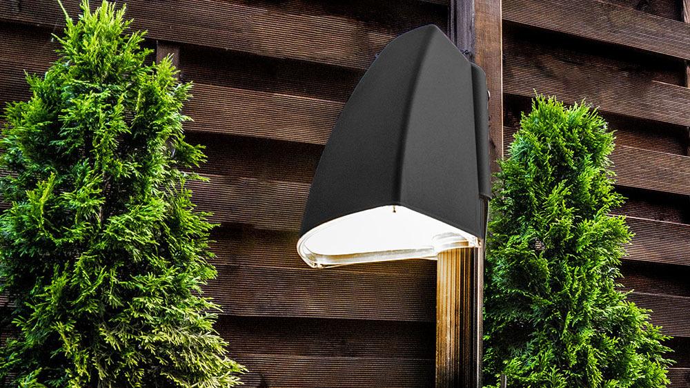 Lanterna de gradina Luna Cefalu E27 antracit negru 200 cm