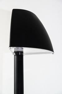 Lanterna de gradina Luna Cefalu E27 antracit negru 200 cm small 3