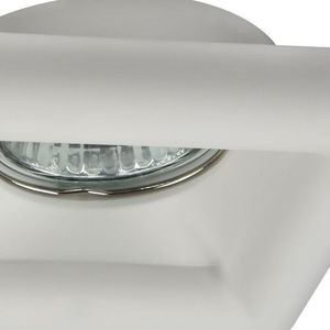 Corp de iluminat încorporat Maytoni Gyps Modern DL007-1-01-W small 0