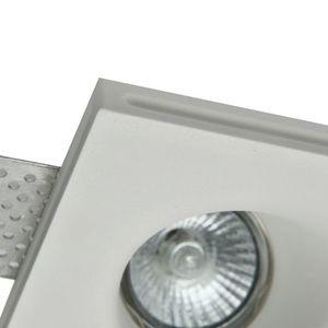 Corp de iluminat încorporat Maytoni Gyps Modern DL002-1-02-W small 0