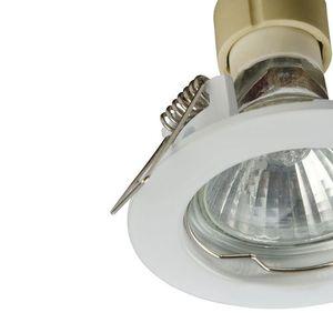 Corp de iluminat încastrat în plafon Maytoni Metal Modern DL009-2-01-W small 1