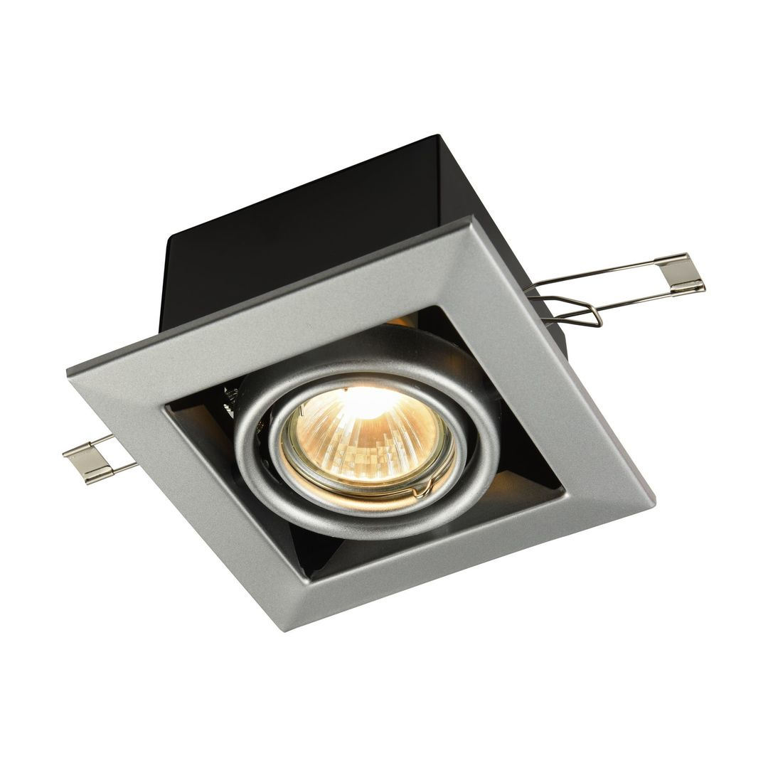 Corp de iluminat încorporat Maytoni Metal Modern DL008-2-01-S