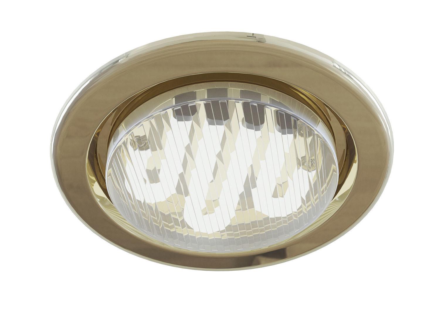 Corp de iluminat încorporat Maytoni Metal Modern DL293-01-G