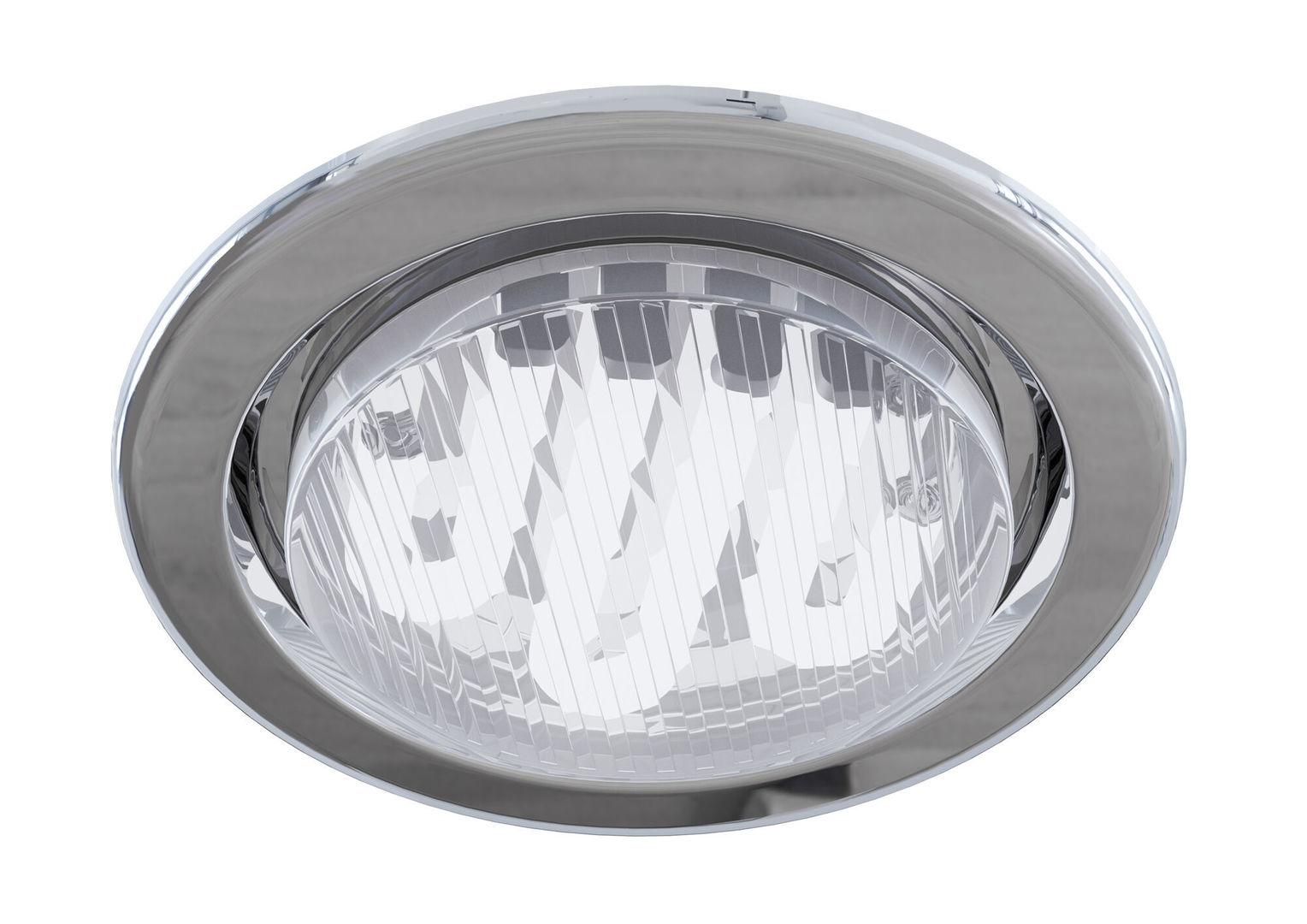 Corp de iluminat încorporat Maytoni Metal Modern DL293-01-CH