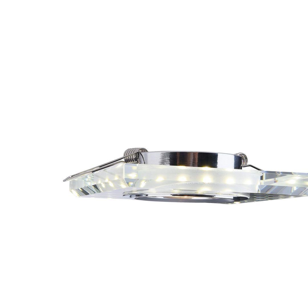 Corp de iluminat încorporat Maytoni Metal Modern DL288-2-3W-W