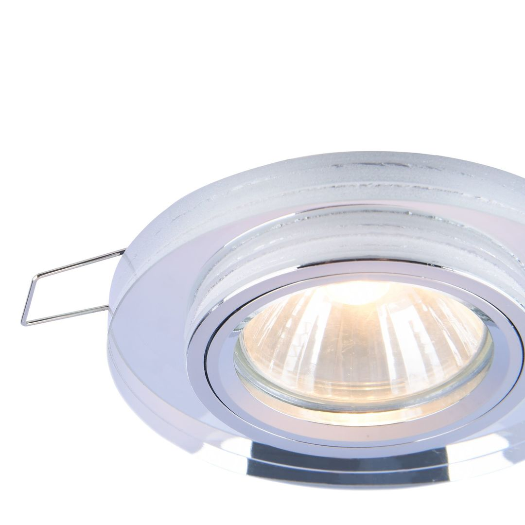 Corp de iluminat încorporat Maytoni Metal Modern DL289-2-01-W