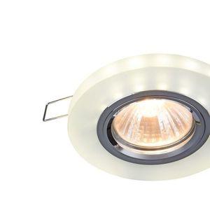 Corp de iluminat încastrat în plafon Maytoni Metal Modern DL291-2-3W-W small 3