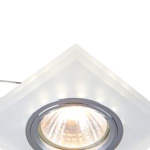 Corp de iluminat încastrat în plafon Maytoni Metal Modern DL292-2-3W-W small 2