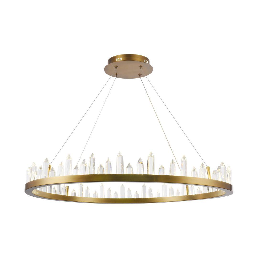 Lampa suspendată Maytoni Gletscher H186-PL-01-61W-BS