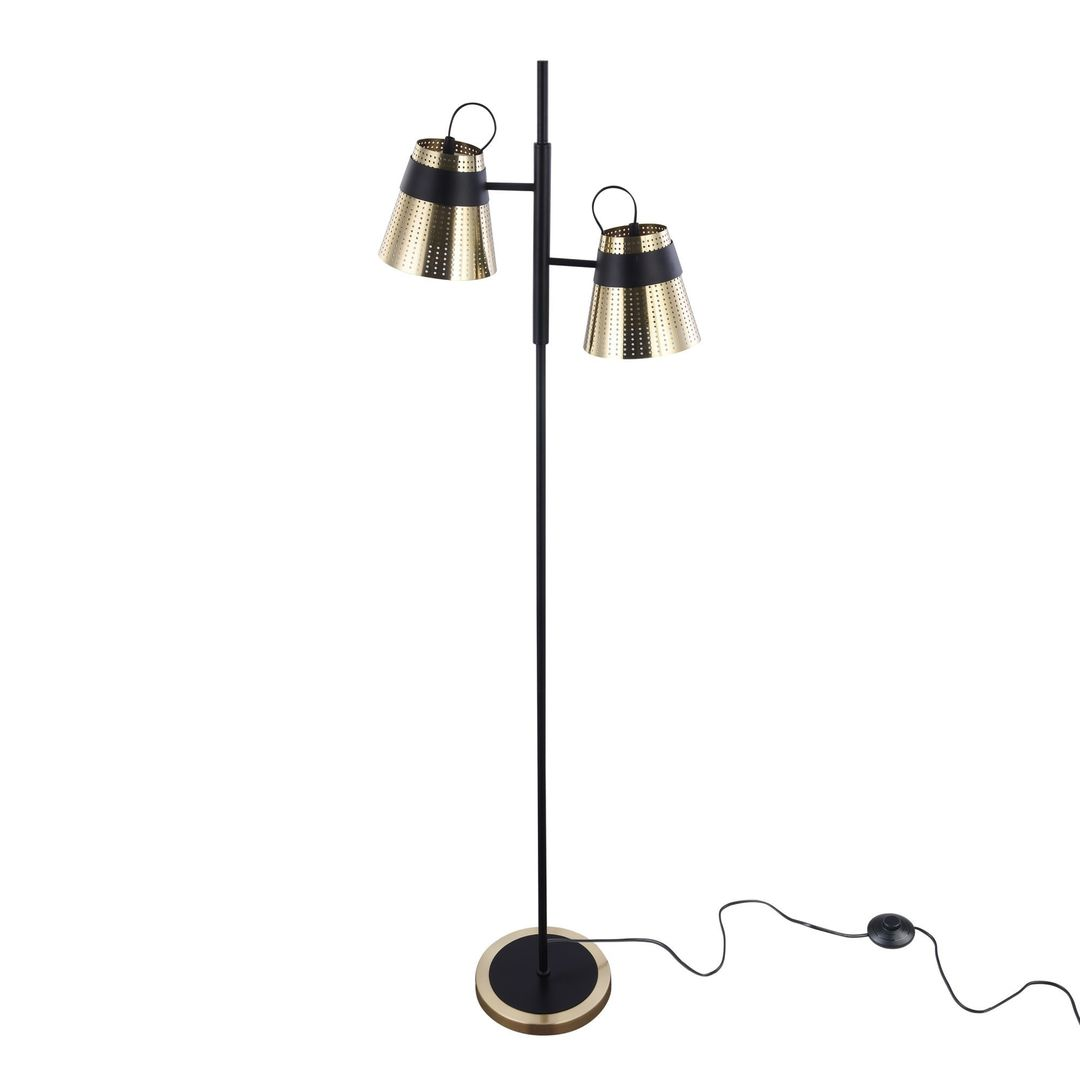 Lampa de podea Maytoni Trento MOD614FL-02BS
