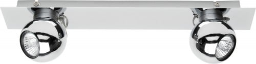 Reflectoare Chrome 2 LED LED GU10 4,5W