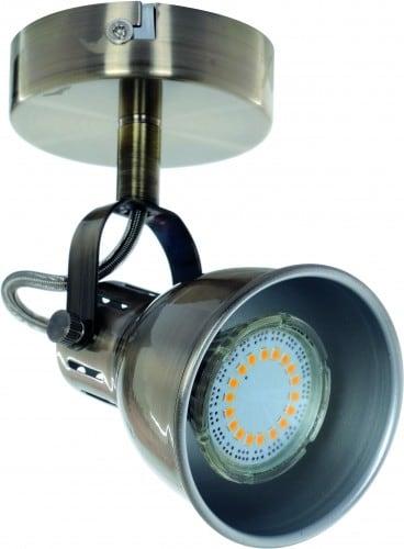Lampă de perete PA10 Patina Reflector GU10 50W