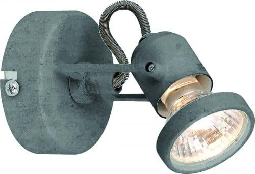 Reflector din beton Lampa de perete Concreto LED 4,5 W