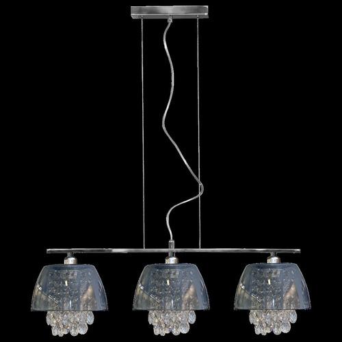 Lampa suspendată Ronin Crystal 3