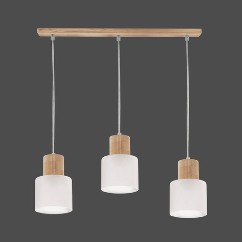 Lampa suspendată Daisy 3 strip
