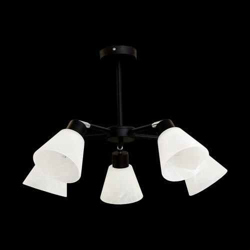 Candelabru Black Techno 5