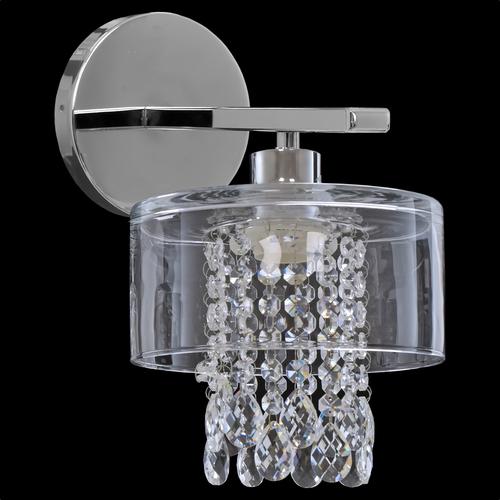 Lampă de perete Marco Transparent Cristal