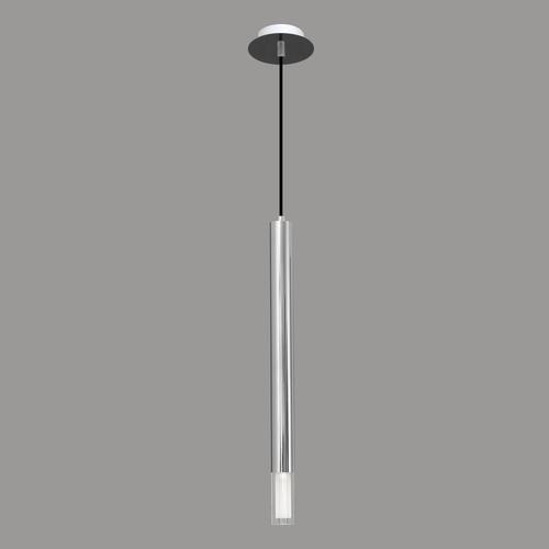 Lampa suspendată Kuga 1 XL cromată