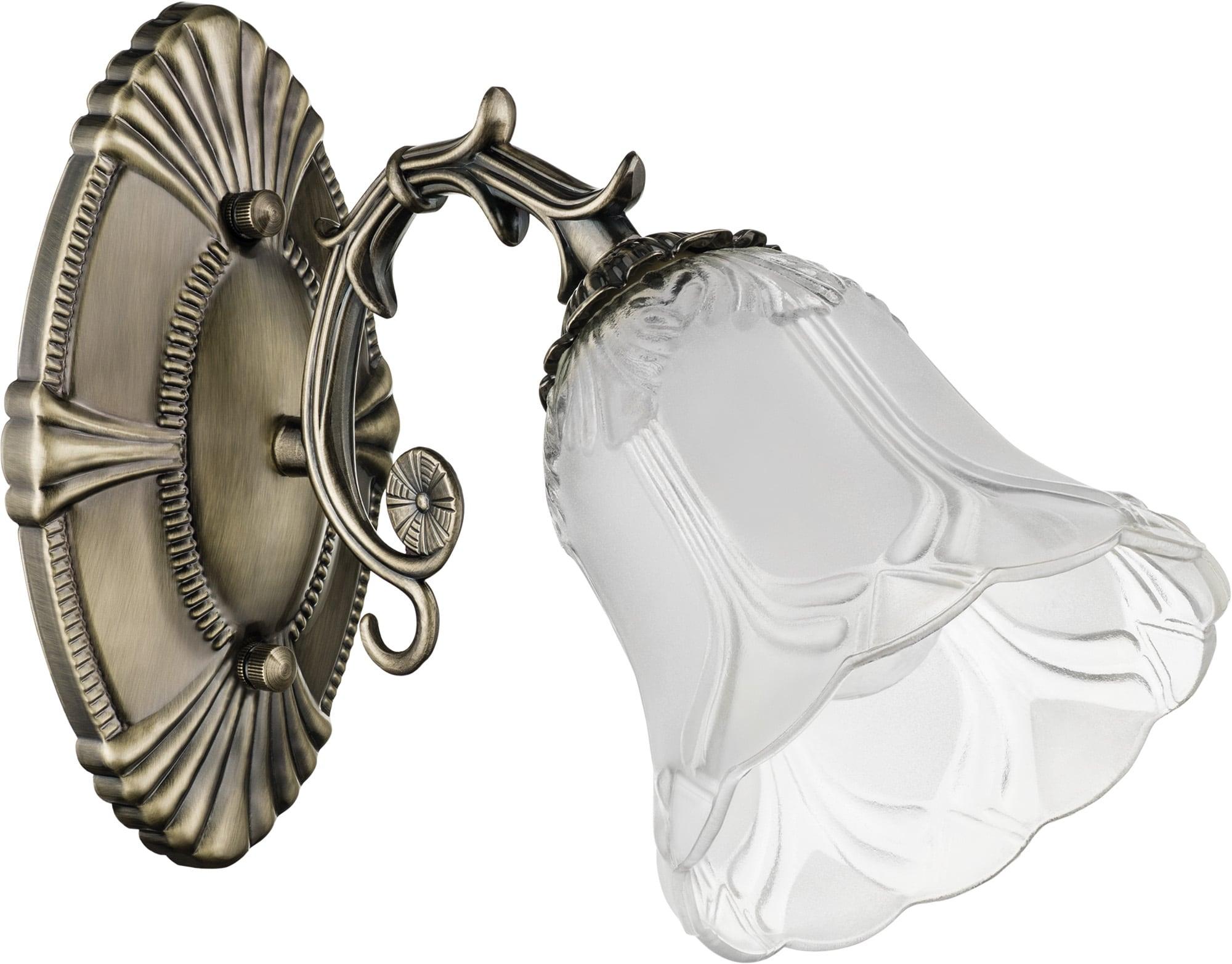 Patină single Scotilde / albă E27 60W