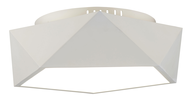 Loft Plafon Arca LED alb de 24W