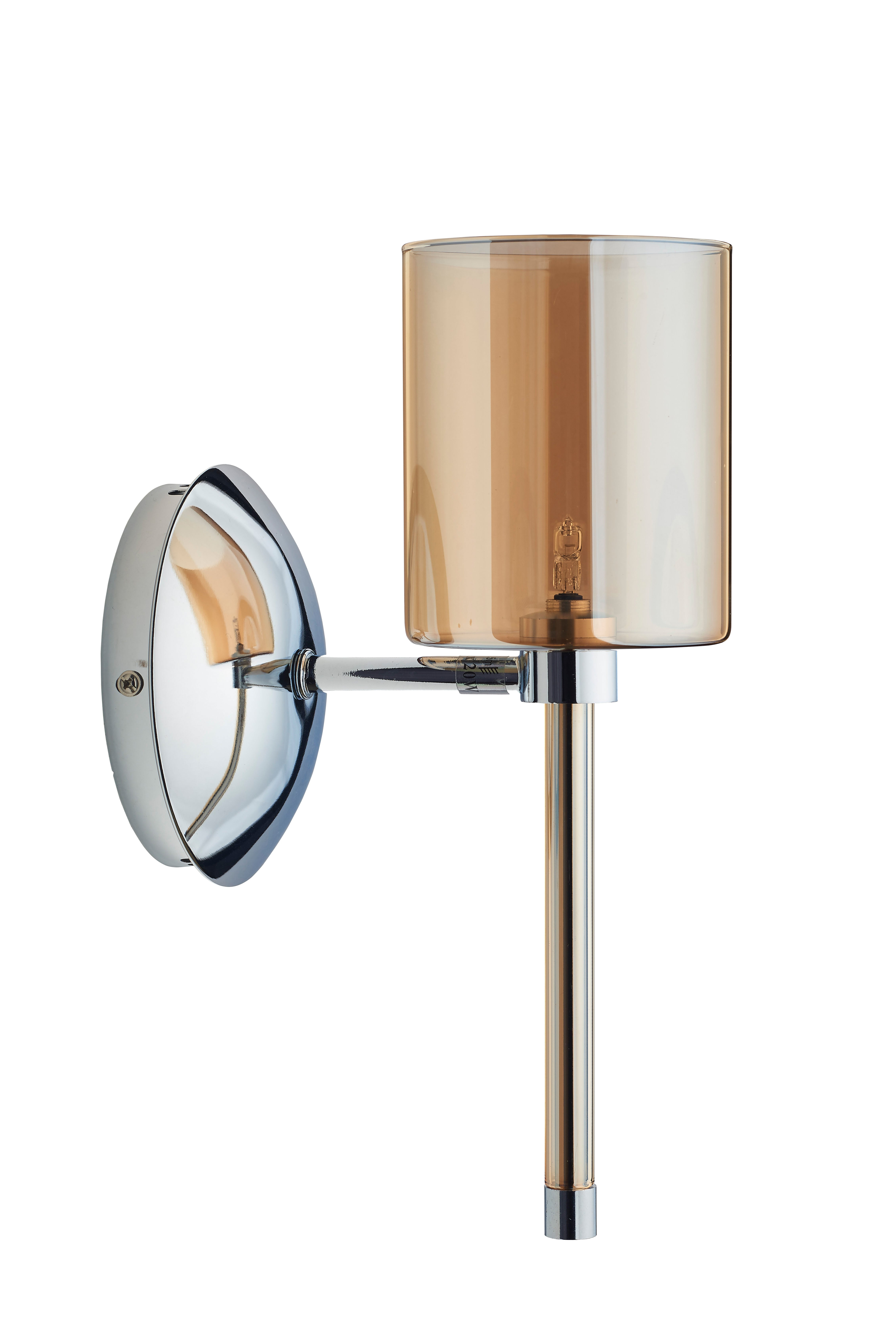 Modernist Flaconetta crom / Champagne G4 20W
