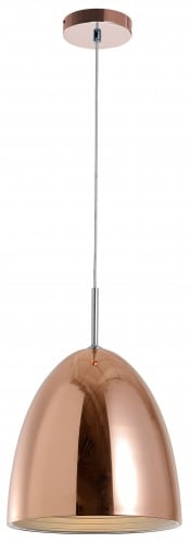 Loftowa lampă cu pandantiv Mads E27 60W