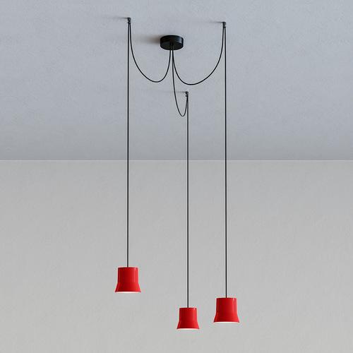 Lampa suspendată Artemide Gio.Light Cluster 0232030A
